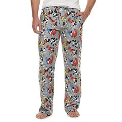 Men's Disney's Mickey Mouse Lounge Pants
