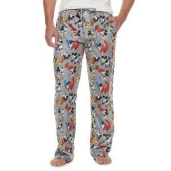 Men's Disney's Mickey Mouse Lounge Pants