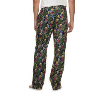 Men's M&M Holiday Sleep Pants