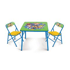 Paw Patrol Activity Table & Chairs Set by Jakks