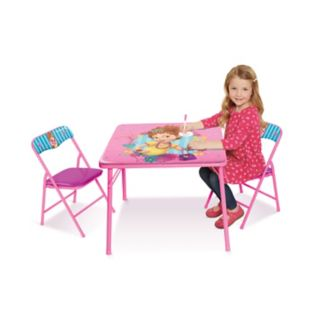 Fancy Nancy Activity Table & Chairs Set by Jakks