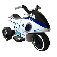 Kid Motorz Space Jet Ride-On Vehicle