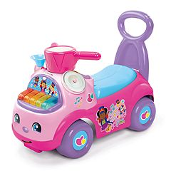 Fisher-Price Music Parade Ride-On Vehicle