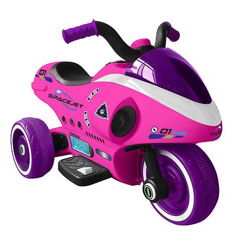 Kid Motorz Pink Space Jet in Pink  Ride-On Vehicle