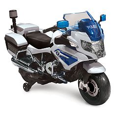 Kid Motorz BMW Police Motorcycle Ride-On Vehicle