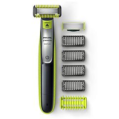 Philips Norelco OneBlade Face + Body  Hybrid Electric Trimmer & Shaver