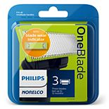 Philips Norelco OneBlade Replacement Blade (3-Pack)