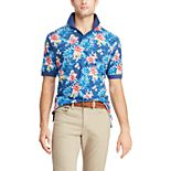 Men's Chaps Classic-Fit Tropical Polo
