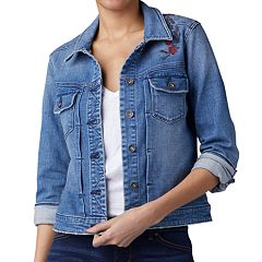 Women's Lee Holden Jean Jacket