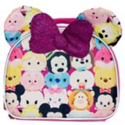 Disney's Tsum Tsum Kids Glitter Bow Lunch Bag