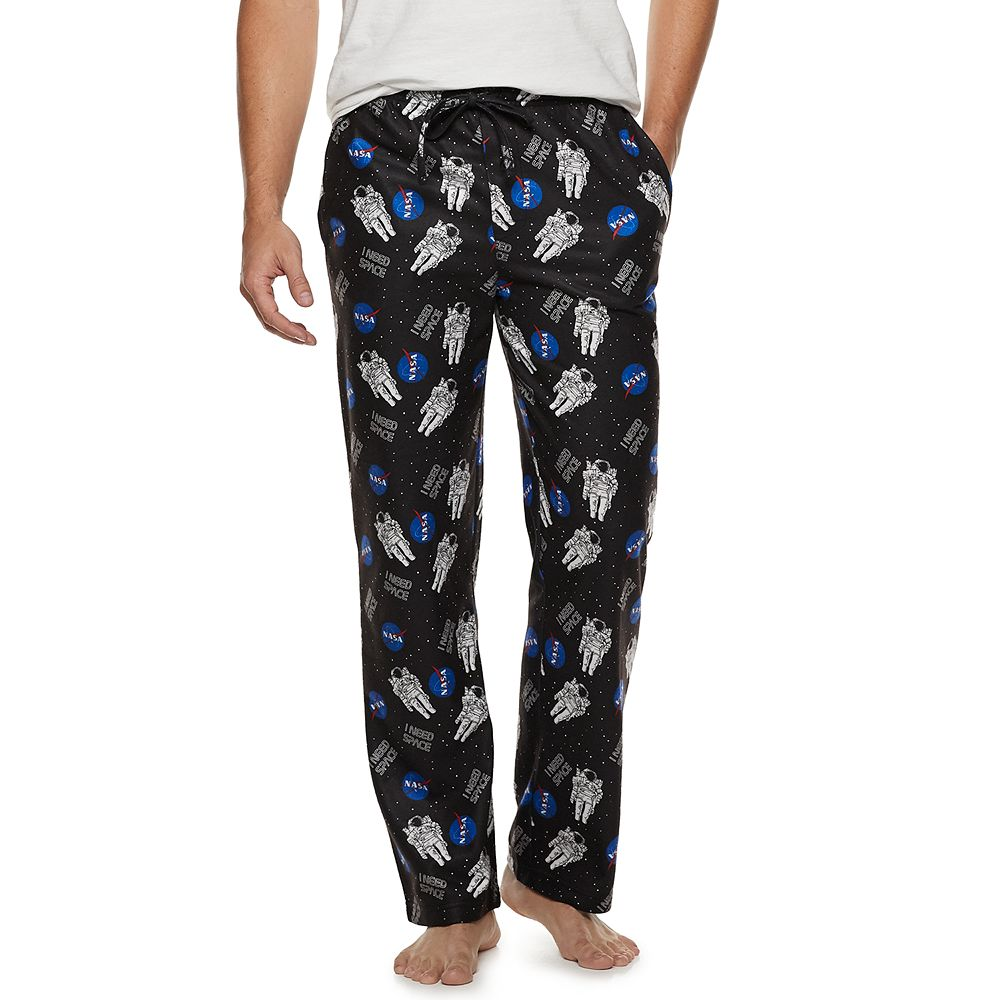 Men's NASA Space Sleep Pants