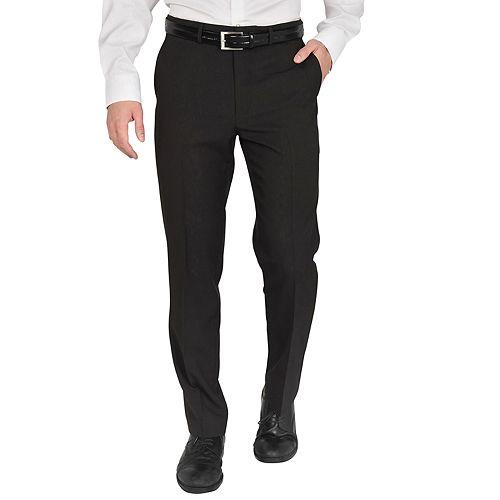 Men's Dockers® Straight-Fit Flat-Front Dress Pants