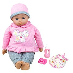 Lissi Dolls 16-in. Alexa Baby Doll