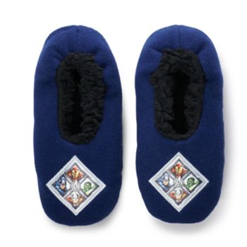 Boys 4-20 Avengers Plush Slippers