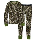 Boys 4-20 Hanes 2-Piece Thermal Set