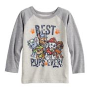 "Toddler Boy Jumping Beans® Paw Patrol ""Best Pups Ever!"" Raglan Graphic Tee"
