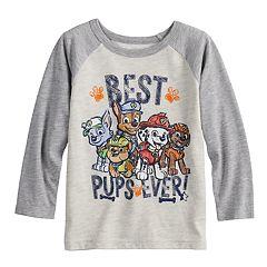 Toddler Boy Jumping Beans® Paw Patrol 'Best Pups Ever!' Raglan Graphic Tee