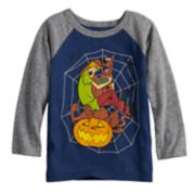 Toddler Boy Jumping Beans® Halloween Scooby-Doo Raglan Tee