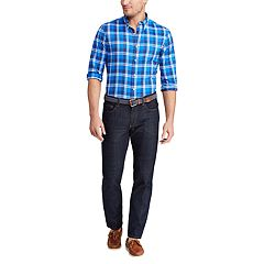 Men's Chaps Slim-Fit Performance Button-Down Shirt