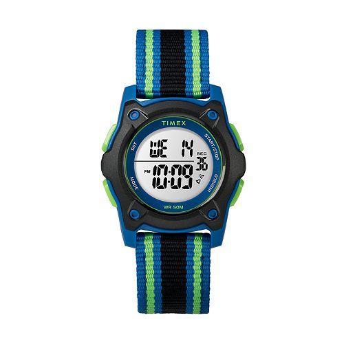 Timex Kids' Time Machines Digital Watch - TW7C26000XY