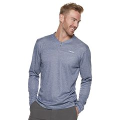 Men's Hi-Tec Thermal Henley Tee