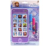 Disney's Frozen Girls Toy Cell Phone & Lip Balm Set