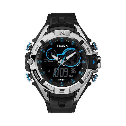 Timex Men's Digital-Analog Chronograph Watch - TW5M23000JT