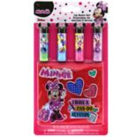 Disney's Minnie Mouse Girls Lip Balm & Pouch Set