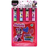 Disney's Minnie Mouse Girls Lip Balm & Pouch Set