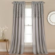 "Lush Decor 2-pack Bayview Window Curtains - 54"" x 84"""