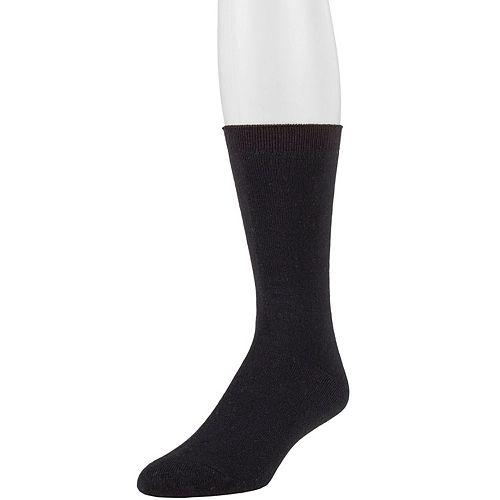 Men's Heat Holders Ultra Lite Solid Performance Crew Socks