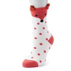 Women's SO® Critter Socks