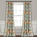 Lush Decor 2-pack Sydney Room Darkening Window Curtains