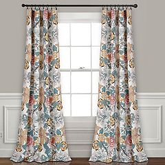 Lush Decor 2-pack Sydney Room Darkening Window Curtains - 52' x 84'