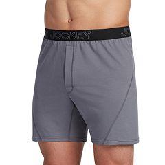 Men's Jockey® 2-pack Knit No Bunch Boxers™