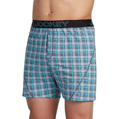 Men's Jockey® 2-pack Knit No Bunch Boxers™