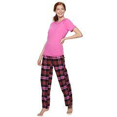 Juniors' SO® 3-piece Pajama Set