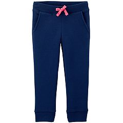 Toddler Girl OshKosh B'gosh® Fleece Jogger Pants