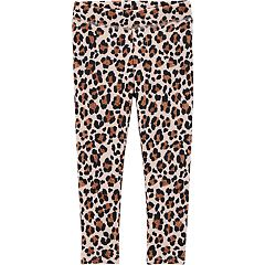 Toddler Girl OshKosh B'gosh® Print Fleece Leggings