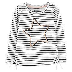 Toddler Girl OshKosh B'gosh® Sequin Slubbed Top