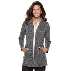 Women's Dana Buchman Everyday Casual Open Front Jacket