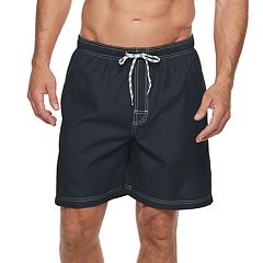 29344c341e Men's Croft & Barrow® Solid Swim Trunks