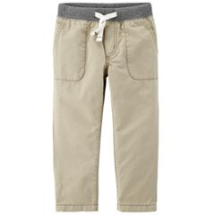 Baby Boy Carter's Pull On Pants