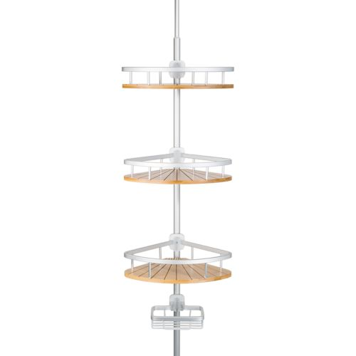 Richards Aluminum Tension Pole Shower Caddy