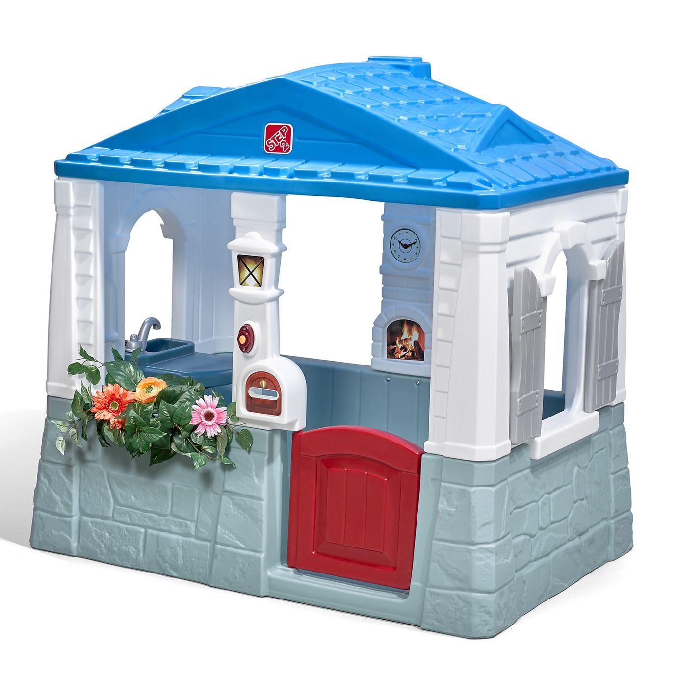 Step2 Neat & Tidy II Cottage Play House + $25 Kohls Rewards