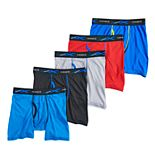 Boys 4-20 Hanes® 5-Pack Boxer Briefs