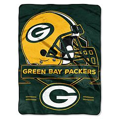 Green Bay Packers Prestige Throw Blanket