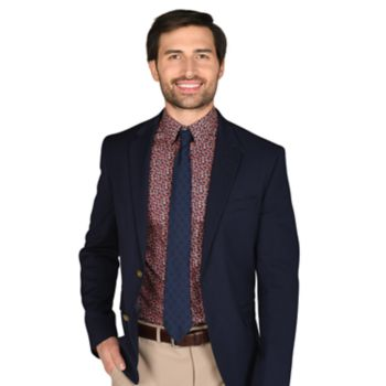 Men's Dockers Tailored-Fit Stretch Blazer