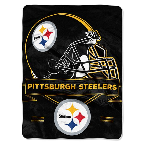 Pittsburgh Steelers Prestige Throw Blanket