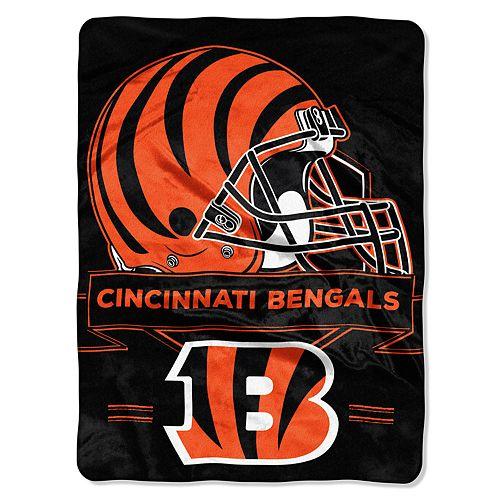 Cincinnati Bengals Prestige Throw Blanket